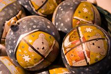 Free Christmas Balls Stock Images - 1612084