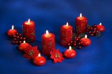 Free Candles Stock Photo - 1612220