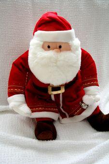 Free Santa Claus Children S Toy Stock Image - 1613041