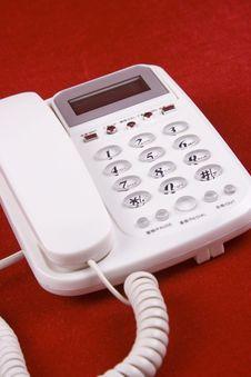 Free Telephone Stock Photo - 1614540