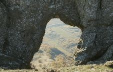 Free Hole In The Rock Stock Photo - 1614940