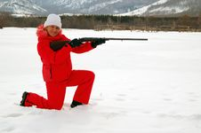 Free Sport Shooting Stock Photography - 1615232