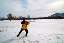 Free Sport Shooting Royalty Free Stock Image - 1615306