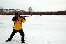 Free Sport Shooting Royalty Free Stock Photos - 1615308