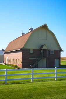 Free Barn Conversion Royalty Free Stock Photography - 1616017