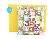 Free Birthday Present Wrapped In Floral Paper Stock Images - 1616384