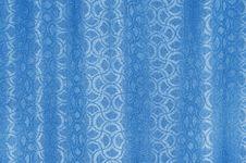 Free Indigo Curtain Textured Background Stock Photo - 1616530