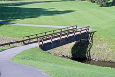 Free Concrete Bridge Royalty Free Stock Photos - 1616588