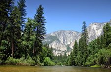 Free Yosemite National Park, USA Royalty Free Stock Image - 1617096