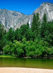 Free Yosemite National Park, USA Royalty Free Stock Images - 1617099