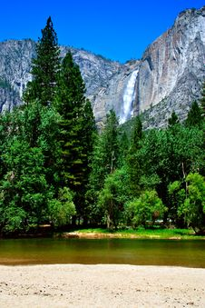 Free Yosemite National Park, USA Stock Photography - 1617102