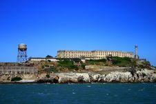 Free Alcatraz Island, San Francisco Stock Image - 1617711