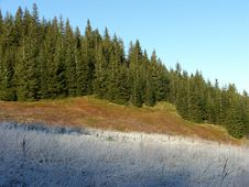 Free Mountain Slope Royalty Free Stock Image - 1618256