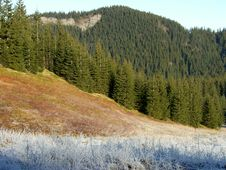 Free Mountain Slope Royalty Free Stock Image - 1618376