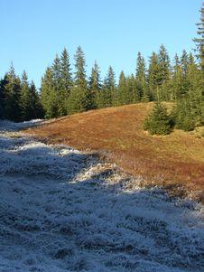 Free Mountain Slope Stock Image - 1618431