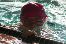 Free Swimmer Royalty Free Stock Photos - 1618478