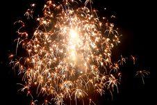 Free Fiery Explosion Royalty Free Stock Photos - 1619808