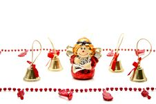 Free Christmas Angel Stock Images - 16100254