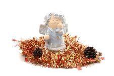 Free Christmas Angel Royalty Free Stock Photo - 16100265