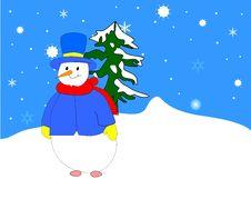 Free Christmas Background Stock Photos - 16100283