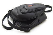 Free Black Camera Bag Royalty Free Stock Images - 16100489