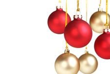 Free Christmas Bauble Stock Photography - 16100512