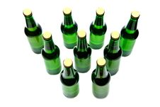 Free Bottles With Beer Stock Photo - 16100620