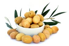 Free Olives Royalty Free Stock Images - 16100709