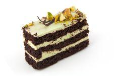 Free Chocolate Cake Royalty Free Stock Photo - 16100735