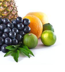 Free Fruits Royalty Free Stock Photos - 16100988
