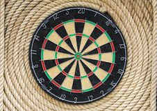 Free Dartboard Stock Photography - 16102092