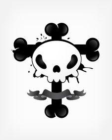Free Skull Illustration Stock Photography - 16102642