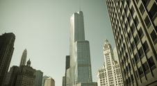 Free Office Buildings - Chicago Royalty Free Stock Photography - 16103017