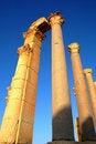 Free Site Of Palmyra Syria Stock Image - 16116781