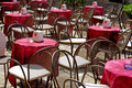 Free Outdoor Seating - Tropea - Calabria Royalty Free Stock Photos - 16117308