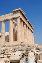 Free Parthenon Side Back  Close Up View Stock Photos - 16117753
