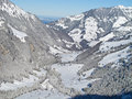 Free Winter In The Alps Stock Images - 16119104