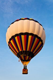 Free Colorful Balloon In Blue Sky 2 Stock Images - 16114454