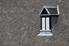 Free Roof Of A House Royalty Free Stock Images - 16115069