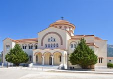 Free St. Gerasimos Monastery Royalty Free Stock Photography - 16115647