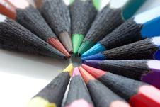 Free Pencils Stock Photography - 16116102