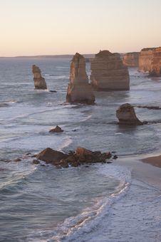 Twelve Apostles Great Ocean Road Melbourne Stock Images