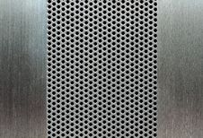 Free Metal Template Background Royalty Free Stock Photo - 16116345
