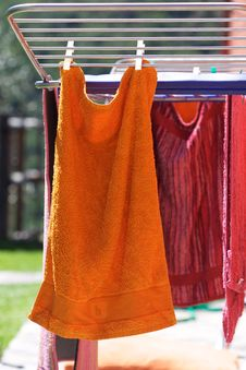 Free Laundry Royalty Free Stock Image - 16116466