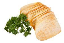 Free Potato Chips Royalty Free Stock Photography - 16116627
