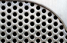 Free Metal Template Background Stock Images - 16116974