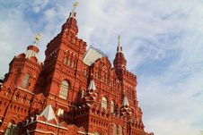 Free Red Square In Moscow Stock Image - 16117051
