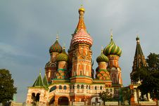 Free St Basil S Church Stock Images - 16117184