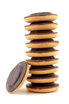 Free Cookie Tower Stock Images - 16117234