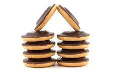 Free Cookie Tower Stock Photo - 16117240